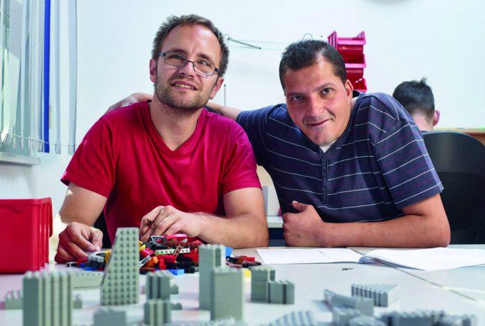Bild Legoteam